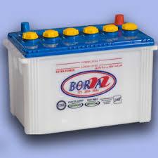 باتری اتمی و اسیدی برنا